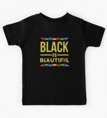 Black is Beautiful Kids Tee