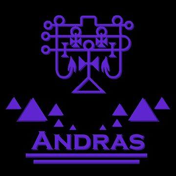 Andras by Dragon-Venom55