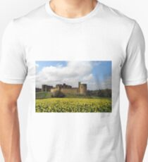 Alnwick Castle in Spring Unisex T-Shirt