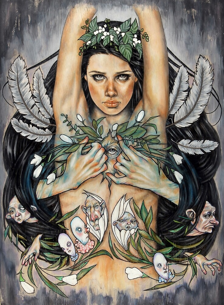 Withering Bloom by Wendy Ortiz