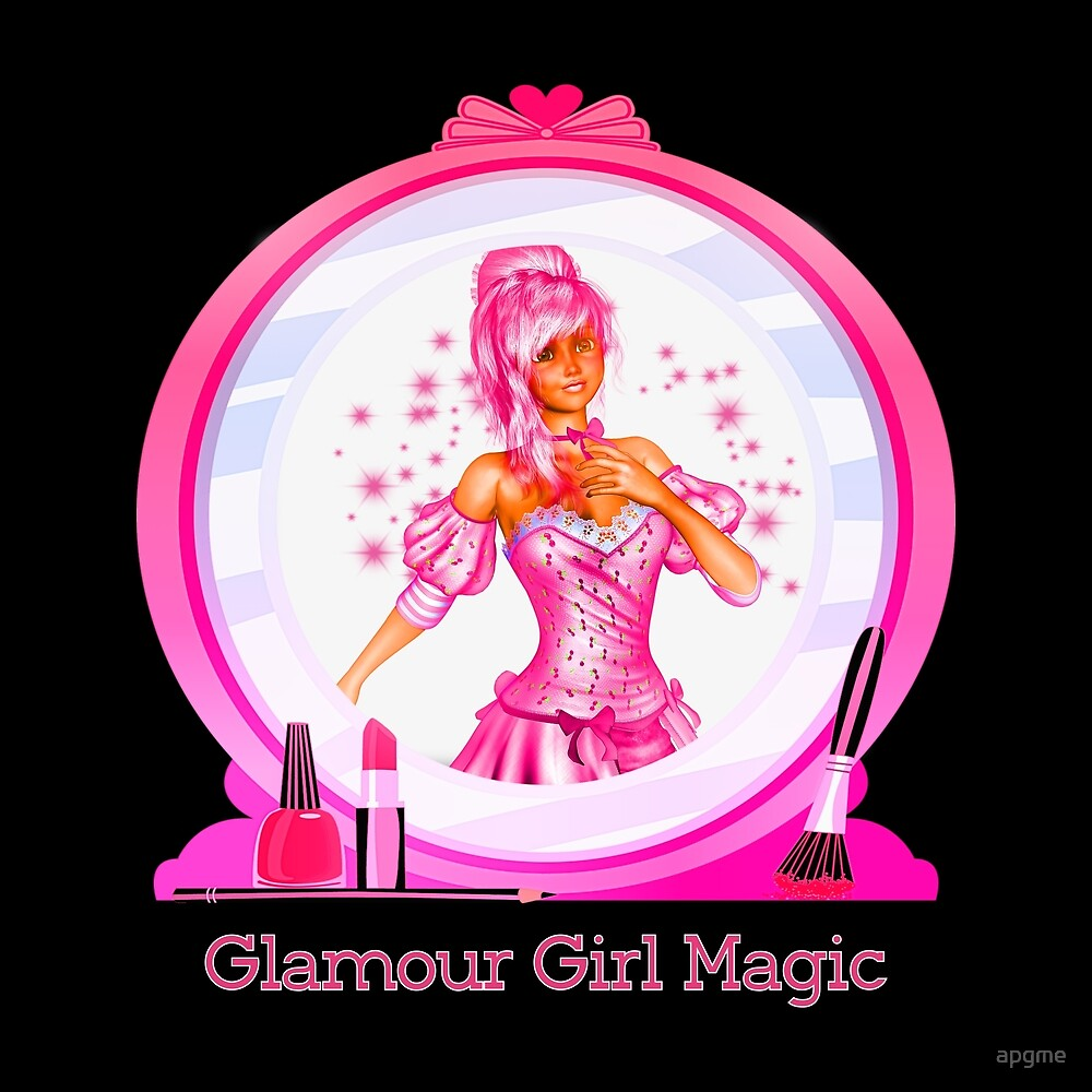 Glamour Girl Magic by apgme
