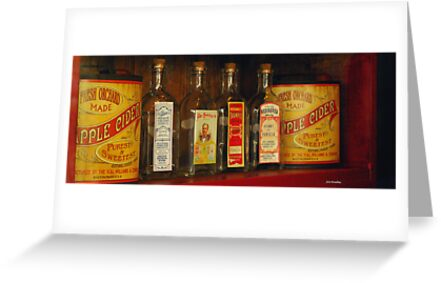Yesteryear's Products by © Joe  Beasley IPA