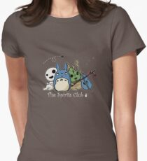 The Spirits Club Womens Fitted T-Shirt