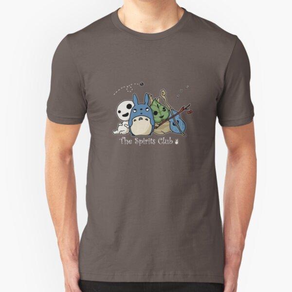 The Spirits Club Slim Fit T-Shirt