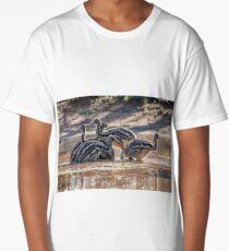 Emu chicks Long T-Shirt