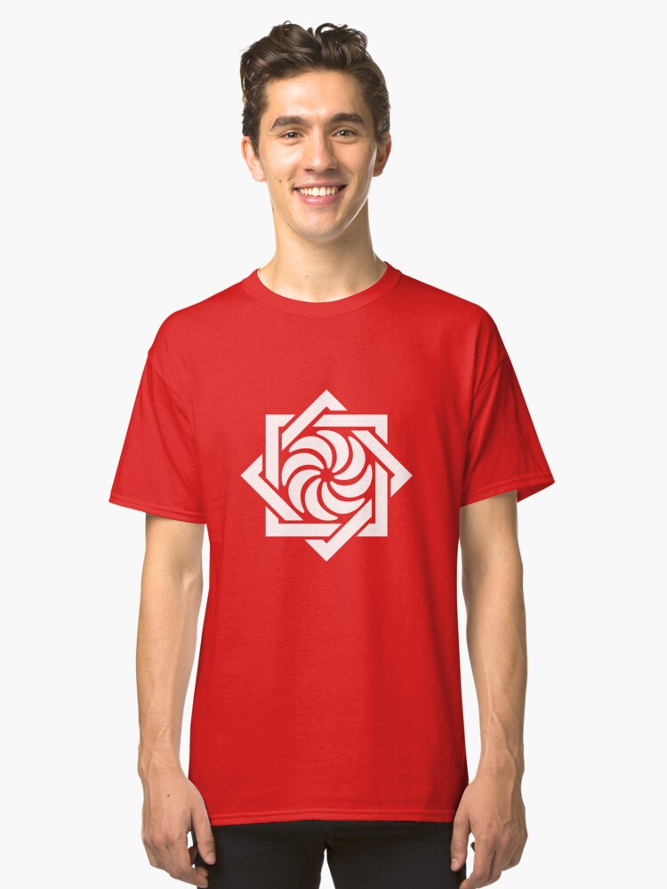 Armenian Symbol of Eternity Classic T-Shirt Front