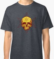 Skull of The Dark Deck R-Y Classic T-Shirt