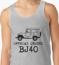 BJ40 legend Tank Top