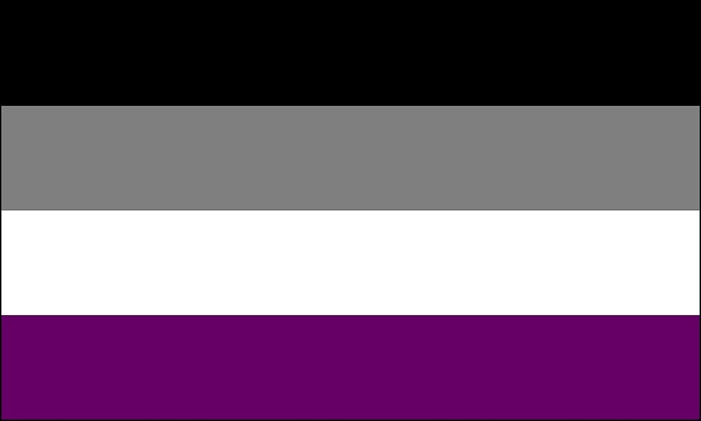 Asexual Pride Flag by taleea