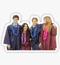 the oc Sticker