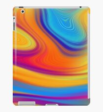 Colorful Abstracts 1 iPad Case/Skin