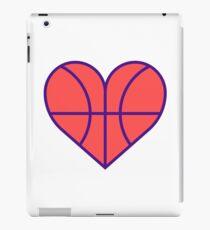 Basketball Love iPad Case/Skin