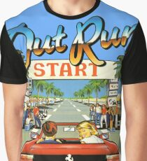 Outrun Graphic T-Shirt