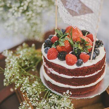 Cake by TanShingYeou