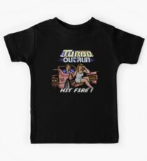 Turbo Outrun Kids Tee