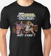 Turbo Outrun T-Shirt