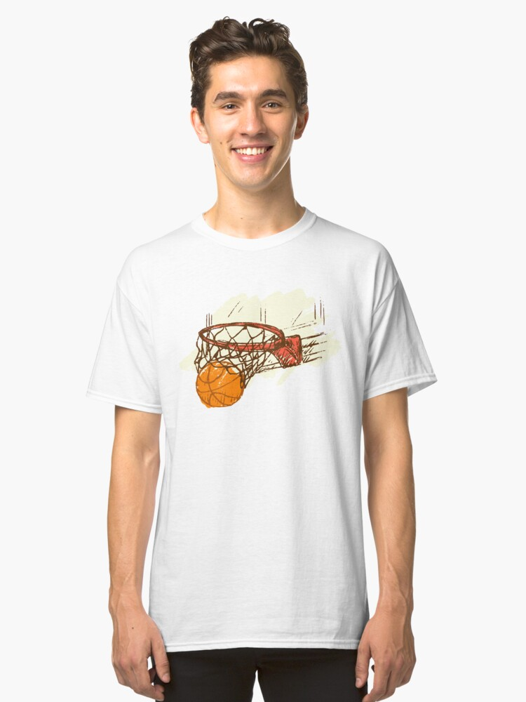Nothing but Net Classic T-Shirt Front