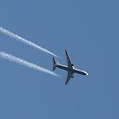 Vapour Plane by Daniel Knights