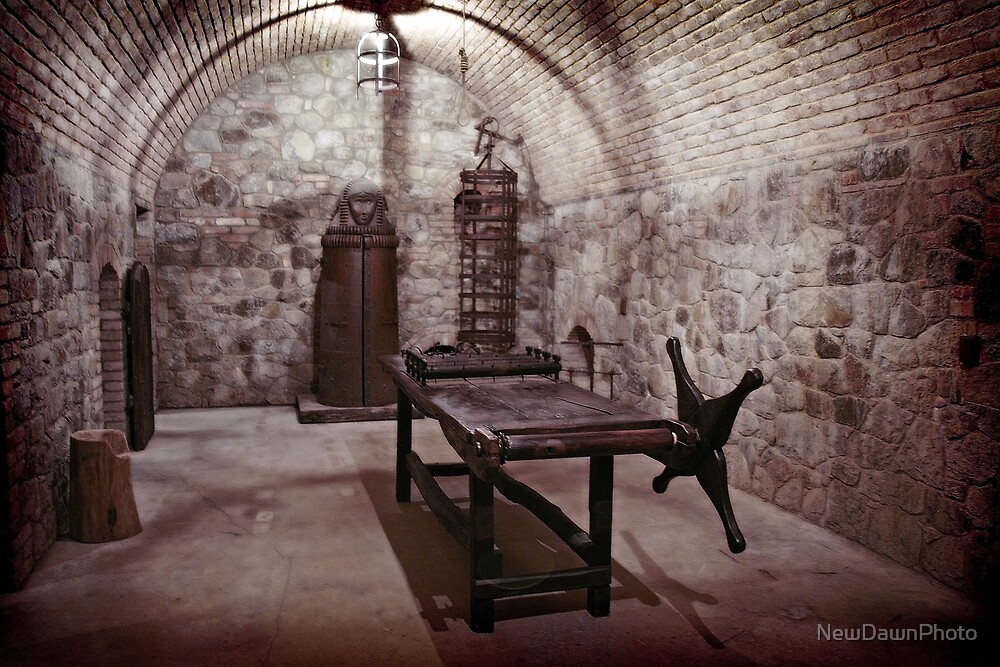 The Chamber by NewDawnPhoto