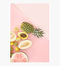 Sweet Fruits Photographic Print