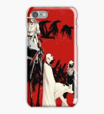 East of West iPhone Case/Skin