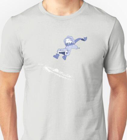 Feet first! T-Shirt