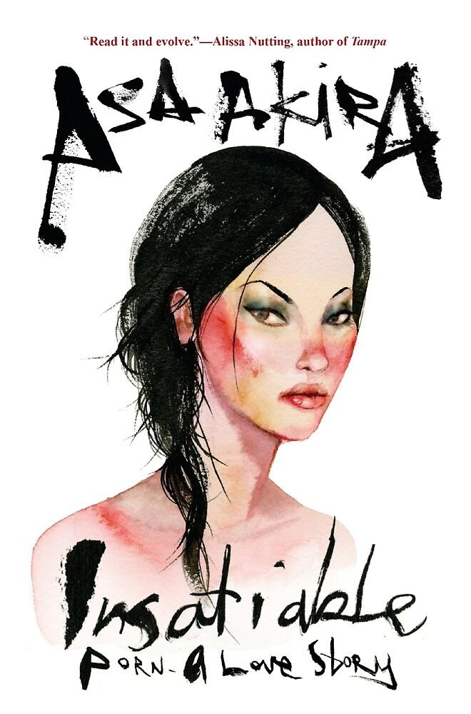 Asa Akira pornstar by brunerashow