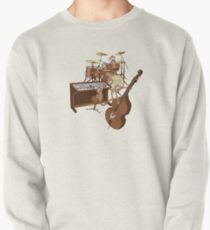 Funky Monkey Band Pullover