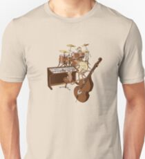 Funky Monkey Band Unisex T-Shirt