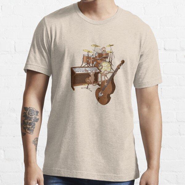Funky Monkey Band Essential T-Shirt
