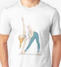 Estírate y alcanza tus sueños! Unisex T-Shirt