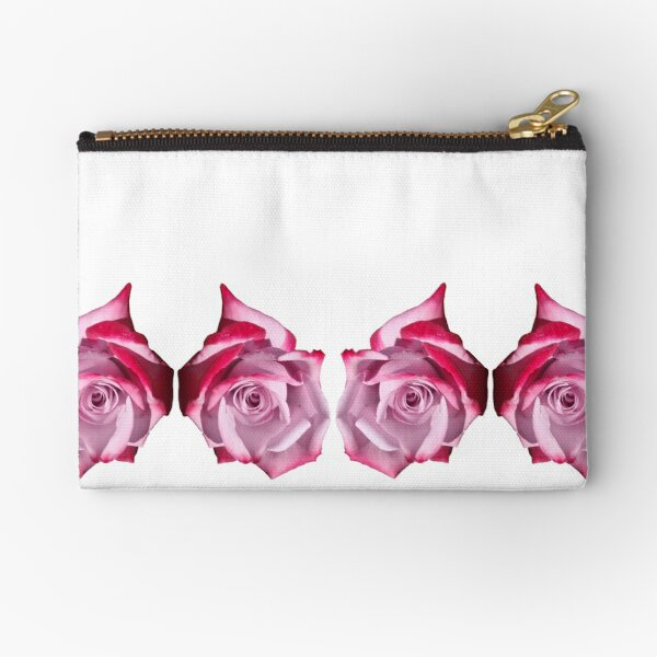 Rose of Pinks Zipper Pouch