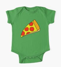 Pizza Slice - Fast Food One Piece - Short Sleeve