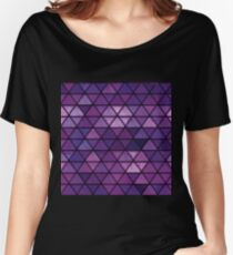 Abstract geometric Background #14 Women's Relaxed Fit T-Shirt