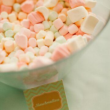 Marshmallow by TanShingYeou