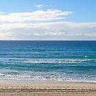 Beautiful Beach  by FangFeatures