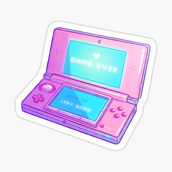 3DS Sticker