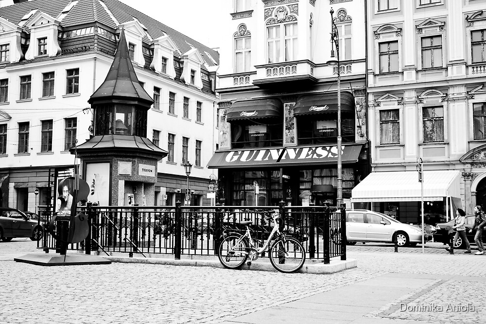 Wroclaw by Dominika Aniola