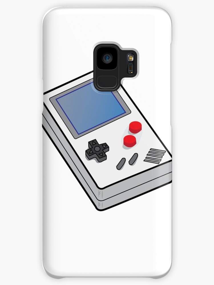 Gameboy Old School Cases Skins For Samsung Galaxy By