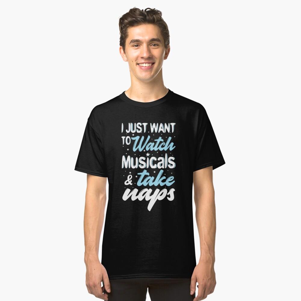 Ver musical Camiseta clásica