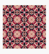 Ethnic ornament Photographic Print