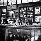 A Bar in Old Havana Cuba by Lynn Bolt
