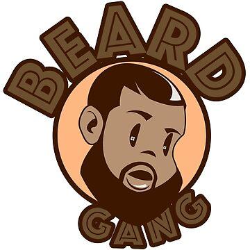 Beard Pride!! by Bengi