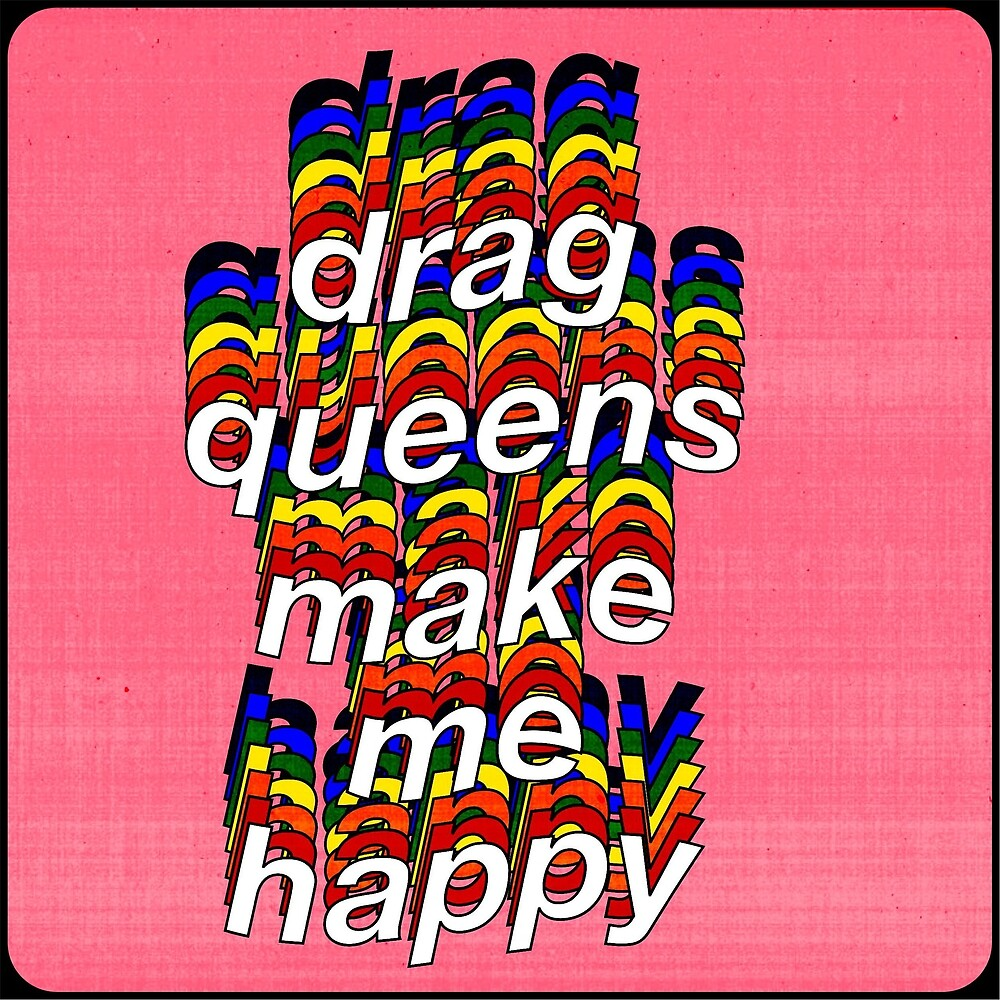 drag queens by tickdesigns
