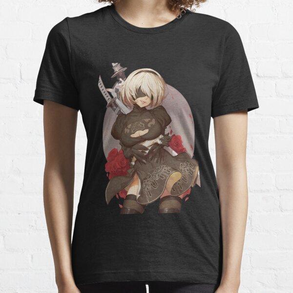 NieR:Automata 2B Essential T-Shirt