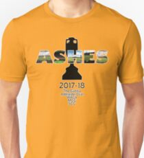 2017-18 Ashes Venues Unisex T-Shirt
