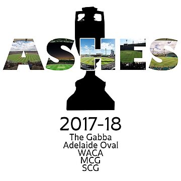2017-18 Ashes Venues by indigowhisky