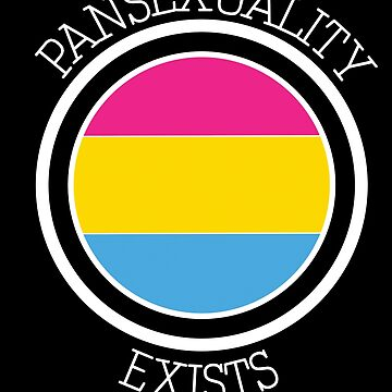 Pansexuality Exists by KRoseInked