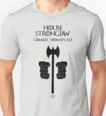Game of Roles: House Strongjaw Unisex T-Shirt