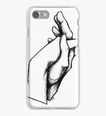 Holding Hands iPhone Case/Skin